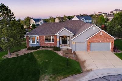 Castle Pines Single Family Home Under Contract: 8784 Thorn Apple Court