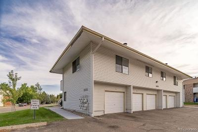 Boulder County Condo/Townhouse Active: 1800 Ionic Drive #E