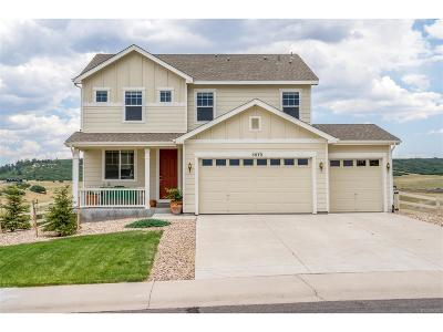 Crystal Valley, Crystal Valley Ranch Single Family Home Under Contract: 5070 Fawn Ridge Way