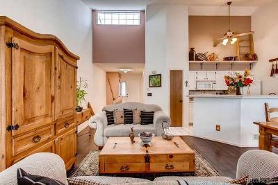 Denver Condo/Townhouse Under Contract: 1470 South Quebec Way #254