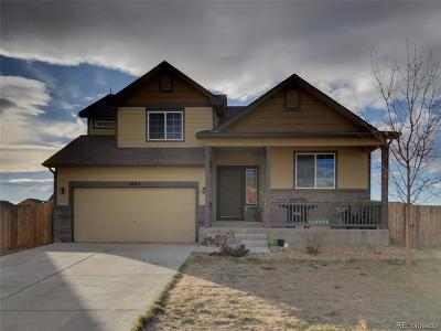 Pierce Single Family Home Under Contract: 1003 5th Street
