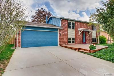 Westminster Single Family Home Active: 10750 Owens Court