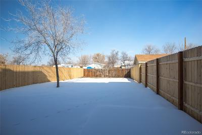 Commerce City Condo/Townhouse Under Contract: 6405 East 65th Place