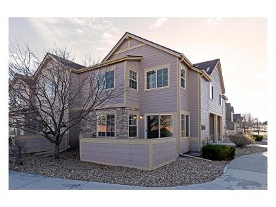 Castle Rock CO Condo/Townhouse Under Contract: $277,500