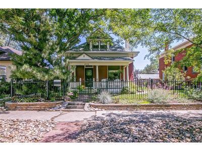 Single Family Home Active: 3776 Newton Street