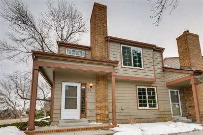 Highlands Ranch Condo/Townhouse Under Contract: 851 Summer Drive #10