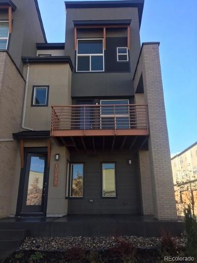 Lone Tree Condo/Townhouse Active: 10039 Town Ridge Lane