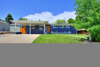 Denver Single Family Home Active: 2717 South Osceola Way
