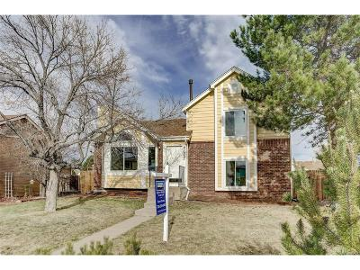 Denver Single Family Home Active: 21057 East 42nd Avenue
