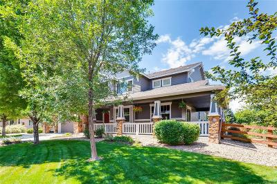 Broomfield Single Family Home Active: 13422 Isabelle Way