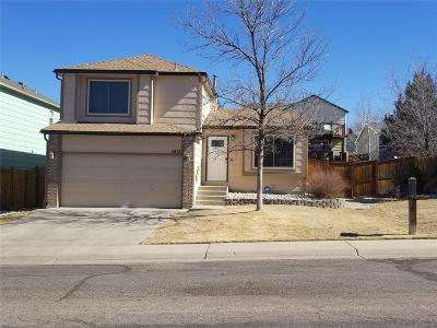 Castle Rock Single Family Home Active: 4838 North Bearlily Way