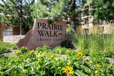 Parker CO Condo/Townhouse Active: $283,000