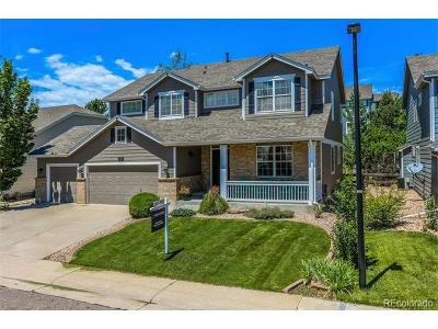 Castle Pines Single Family Home Active: 8115 Briar Cliff Drive
