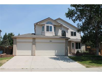 Highlands Ranch Single Family Home Under Contract: 9954 Silver Maple Way
