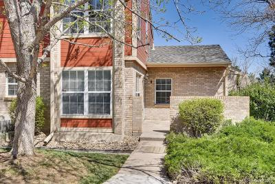 Centennial Condo/Townhouse Under Contract: 2720 East Otero Place #8