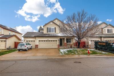 Longmont Single Family Home Under Contract: 1254 Ptarmigan Drive