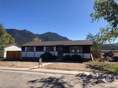 Buena Vista CO Single Family Home Under Contract: $259,500