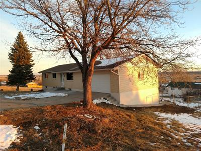 Colorado City Single Family Home Active: 5004 North Vigil Drive