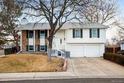 Westminster Single Family Home Active: 4687 West 69th Drive