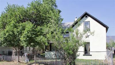 Salida Single Family Home Under Contract: 449 & 449 1/2 West 12th Street