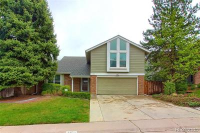 Centennial Single Family Home Active: 7912 South Xenia Court