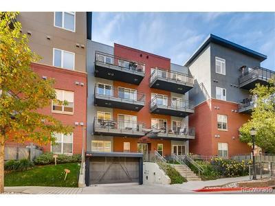Denver Condo/Townhouse Active: 1438 Little Raven Street #305