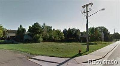 Residential Lots & Land Active: 10945 West Exposition Avenue