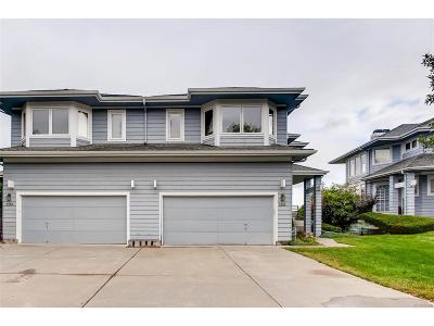Castle Rock Condo/Townhouse Under Contract: 2395 Mount Royal Drive