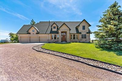 Kiowa Single Family Home Active: 33728 Wolf Creek Trail