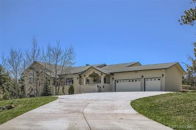 Larkspur CO Single Family Home Active: $999,000