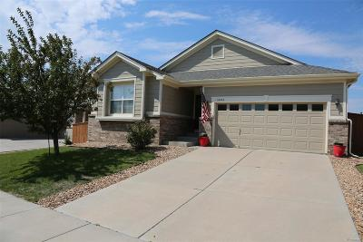 Commerce City Single Family Home Active: 16243 East 104th Way