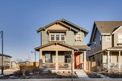 Denver Single Family Home Active: 4942 Xanthia Street