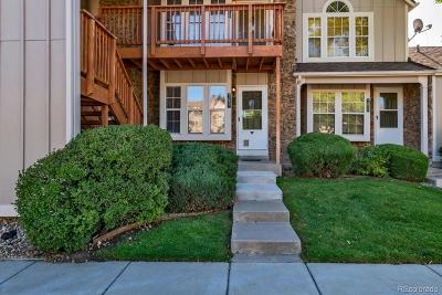 Littleton Condo/Townhouse Active: 9625 West Chatfield Avenue #F