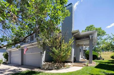 Castle Rock Condo/Townhouse Active: 60 Peachtree Circle