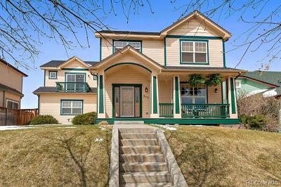 Brighton Single Family Home Active: 375 Longspur Drive