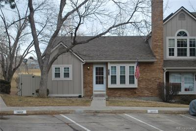 Littleton Condo/Townhouse Under Contract: 9691 West Chatfield Avenue #A