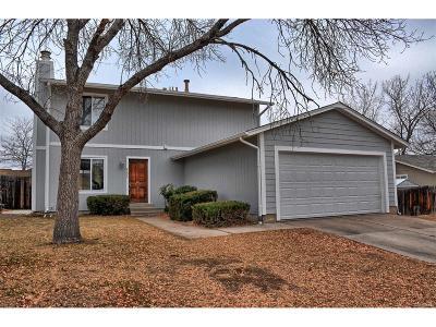 Aurora Single Family Home Active: 4075 South Hannibal Street