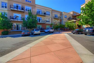 Greenwood Village Condo/Townhouse Active: 5677 South Park Place #308A