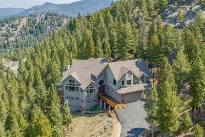 Evergreen Single Family Home Active: 6923 Granite Crag Circle