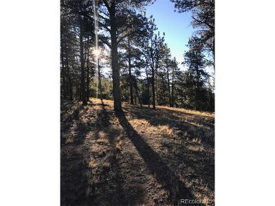 Jefferson CO Residential Lots & Land Active: $125,000