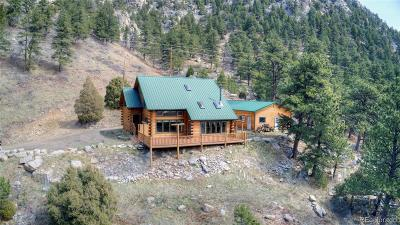 Golden Single Family Home Active: 26389 Highway 72