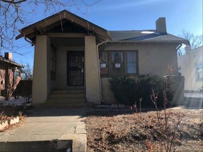 Single Family Home Active: 3248 Osceola Street