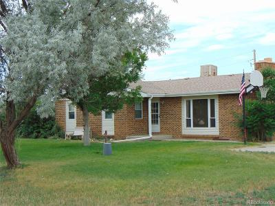 Adams County Single Family Home Under Contract: 1981 Clay Street