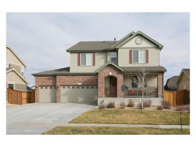 Aurora Single Family Home Active: 128 North Kellerman Street