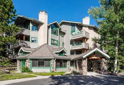 Evergreen Condo/Townhouse Sold: 31819 Rocky Village Drive #320