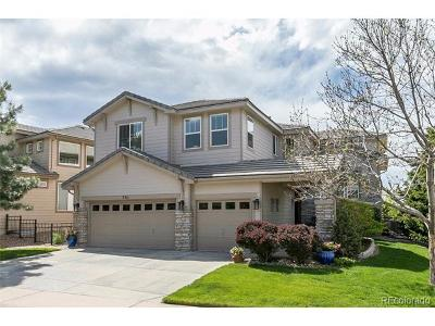 Highlands Ranch Golf Club Single Family Home Active: 3311 Westbrook Lane