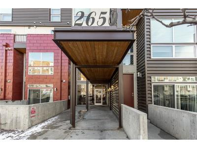 Condo/Townhouse Under Contract: 2650 West Front View #402