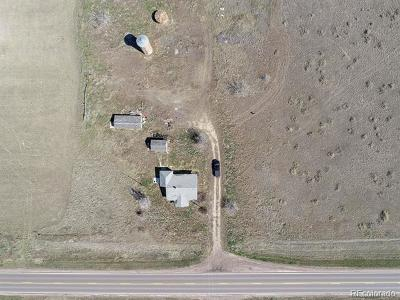 Adams County Residential Lots & Land Active: 53715 East Colfax Avenue