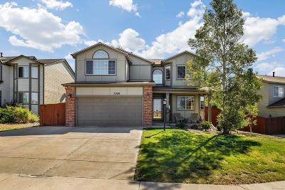 Aurora Single Family Home Active: 3356 South Andes Street