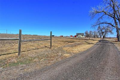 Fort Lupton Single Family Home Under Contract: 3100 County Road 21